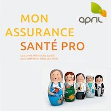 Assurance santé APRIL : nouveau produit Santé Pro